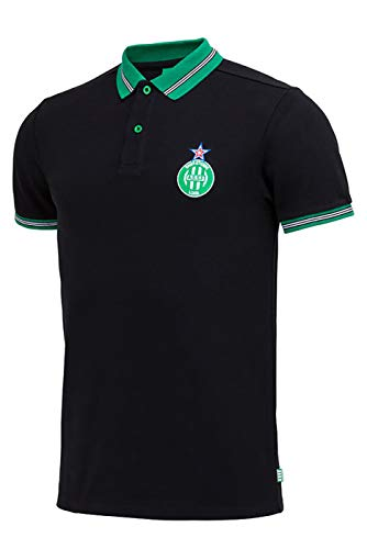 Saint Etienne Polo ASSE - Official AS Football Collection - Adult Man Size S