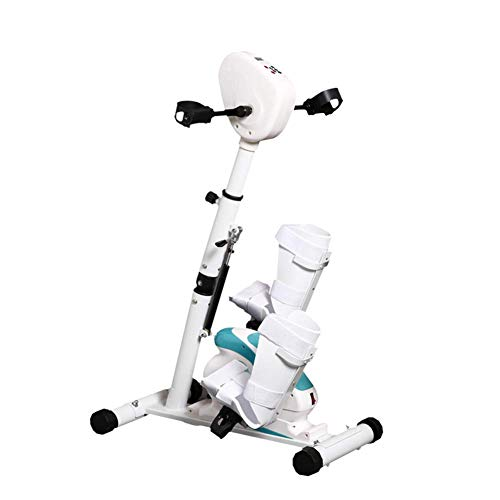 NMDCDH Electric Pedal Exerciser Bike Rehabilitation Machine, Arm Leg & Knee Recovery Medical Peddler Promotes Blood Circulation Fitness Rehab Equipment for Seniors, Elderly