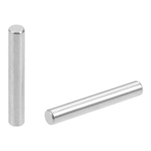 50 pasadores de acero inoxidable de 3 mm x 20 mm, para
