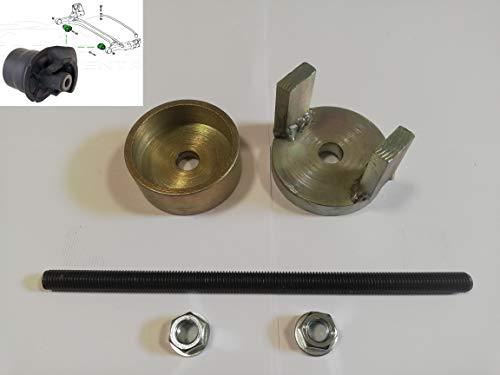 DR Tools für Toyota Wish, Corolla, Verso, Allion, Hinterradaufhängung, Achse, Tragarm, Lagerungsentferner, Montagewerkzeug