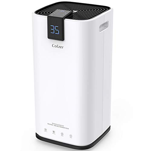 Product Image of the Colzer Portable Dehumidifier