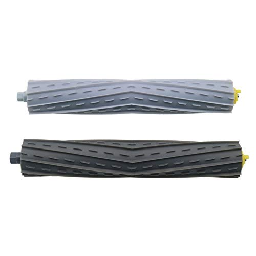 FMN-Home, 1 Set / 2 Piezas Cepillo de la aspiradora Pincel Principal para Irobot para Roomba 880 870 860 980 990 8 9 Cepillo de Rodillos de la Serie