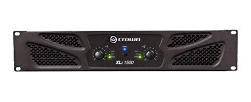 Crown XLi1500 Two-channel, 450-Watt at 4Ω Power Amplifier