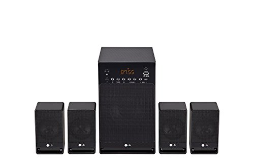 LG LH64B-G 4.1 Home Theater System (Black)