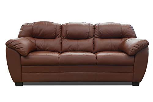 sofas de piel de calidad fabricante ConfortoPiel