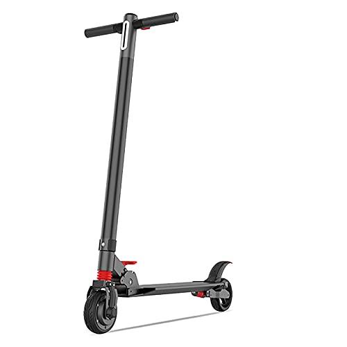 MKKYDFDJ Carga Máxima 120kg,Patín Eléctrico con Pantalla LCD,Velocidad Máxima 25km/H Plegable E-Scooter,Desplazamientos...