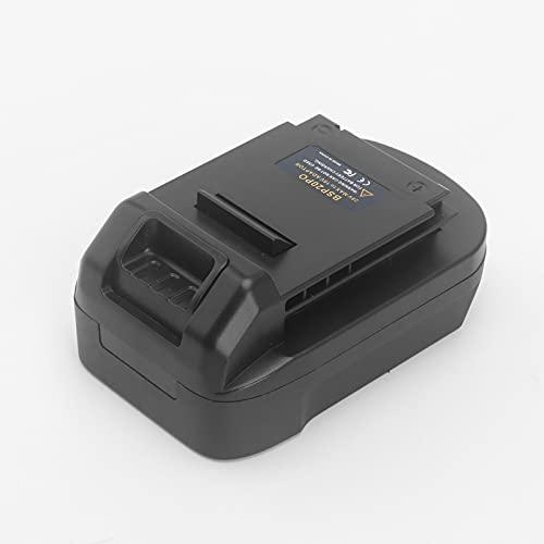 Adaptador de conversión de batería BPS20PO de 20 V a 18 V para Cable Black Decker/Stanley/Porter