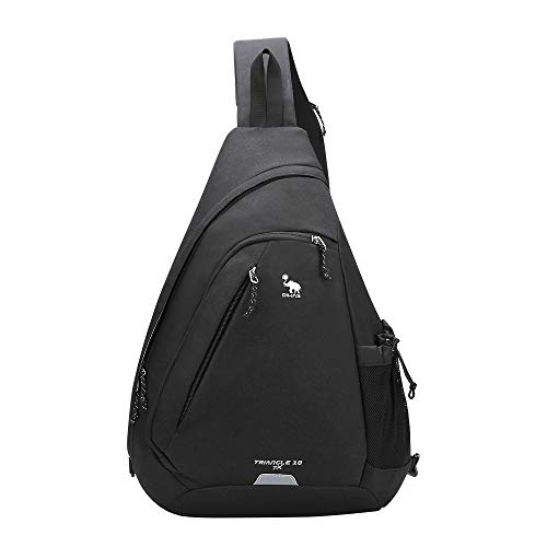 One Strap Backpack for Men Sling Backpack Crossbody Shoulder Bag Single Strap Daypack for Boys Women