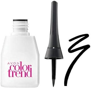 Color Trend Delineador Liquido Preto, 3ml Avon