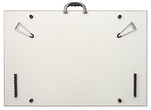 """Deluxe glassboard size: 2'6"""" h x 3'6"""" w"""