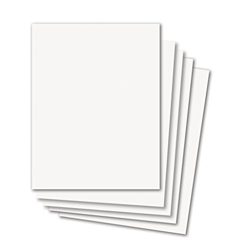 Blank Notepads - Pack of 10 Memo Pads 4 x 6 Inches, 50 Sheets Per Pad - Top Quality Scratch Pads (4 x 6-10 Pads)