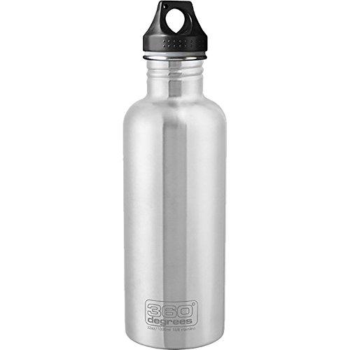 360° Degrees Stainless Trinkflasche 1000ml Steel 2021 Getränkeflasche
