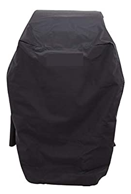 "Hongso CB42 All-Season Grill Cover Replacement for Char-Broil 2 Burner Grill Cover, Black (32"" W x 26"" D x 42"")"