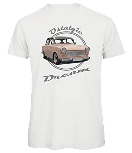 BuyPics4U T-Shirt mit Motiv von Trabant Tr118 100% Baumwolle für Herren Damen Kinder viele Farben