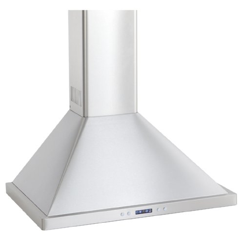 "Danby Silhouette Select 36"" Stainless Steel Wall-Mount Range Hood"