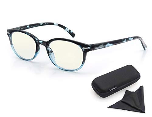 pas cher un bon Lunettes à lumière bleue MODFANS pour PC / TV / tablette / smartphone, lunettes avec filtre optique…