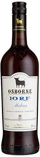 Osborne 10 RF Medium Sherry Sherry (1 x 0.75 l)