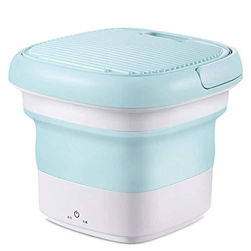 Freestanding Washing Machine Mini Ultrasonic Cleaning Machine, Ozone Sterilization, Small Automatic Portable Underwear…