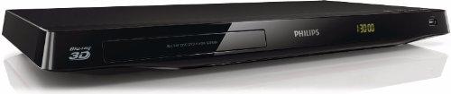 Philips BDP3380 3D Blu-ray Player - Schwarz
