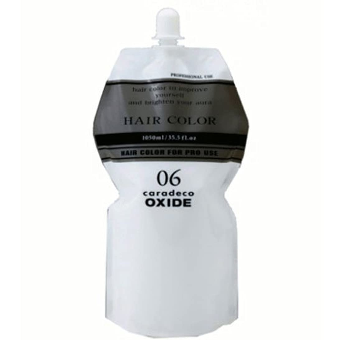 蒸留するヒールハウジング中野製薬 キャラデコ オキサイド06 1050ml [医薬部外品]