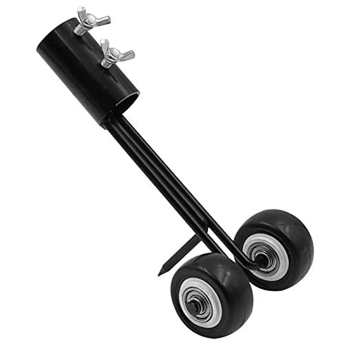 Jodsen Unkraut Entfernen Werkzeug,Unkraut-Snatcher für den Spalt mit Rädern Unkrautabzieher,Unkrautentfernungswerkzeug ohne Knien Für Einfahrten Bürgersteige Terrassengarten
