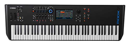 Best Review Of Yamaha MODX7 76-Key Synthesizer Workstation