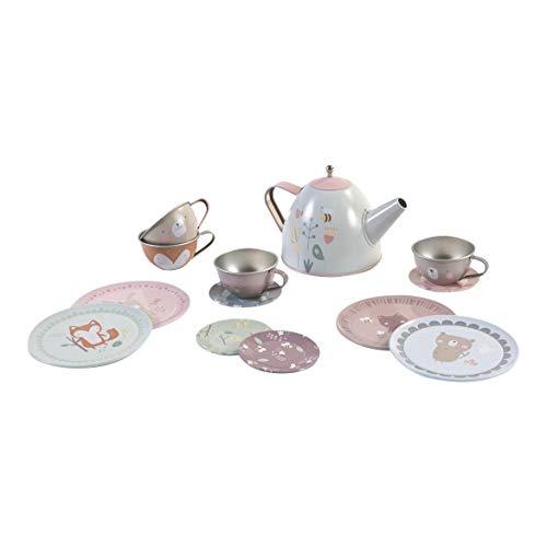 Van Der Meulen Little Dutch 2002034 Tee-Set Adventure rosa