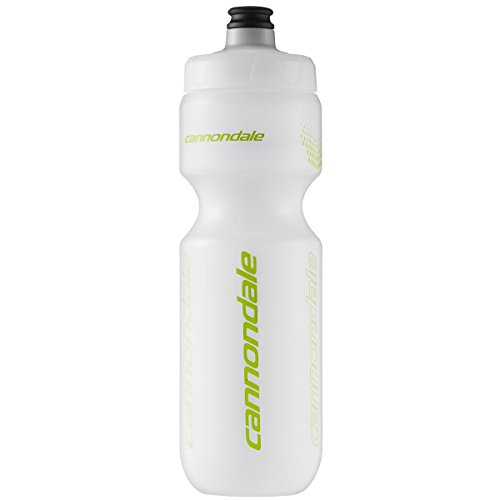 Cannondale Fade Fahrrad Trinkflasche klar/grün 710ml