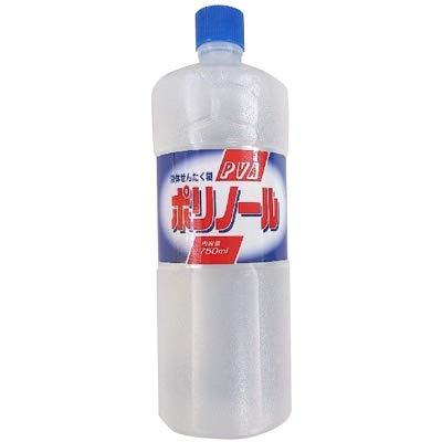 液体せんたく ポリノール ( 洗たく糊 洗濯のり )750ml ×20本
