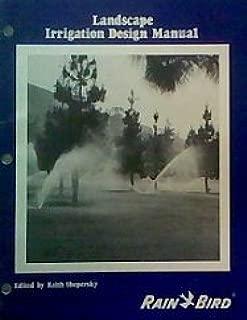 Landscape Irrigation Design Manual (Rain Bird)
