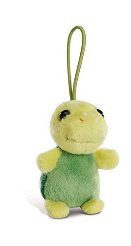 Nici 44787 LED-Plüsch-Handtaschenlicht Schildkröte Slippy 9cm, grün