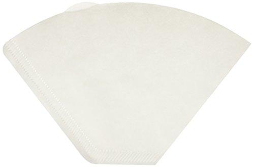 Rockline 9661 Connaisseur # 4 Cone White Coffee Filter Paper