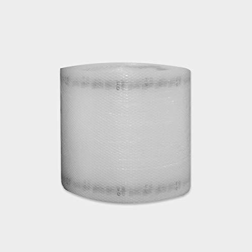 ImballaggiPer® Pluriball Economico accoppiato con HD, Rotolo di Pluriball per Imballaggi di Oggetti da Spedire, Resistente a Urti e Graffi, Dimensioni H 50 cm L 100 mt