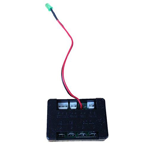 FP-TECH fp-sched–Tarjeta de Repuesto para Patinete eléctrico 24V 120W