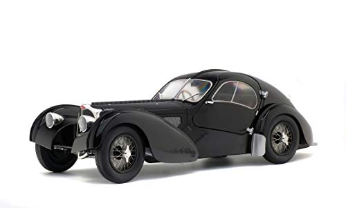 SOLIDO - BUGATTI 57 SC Atlantic - 1938 - 1/18