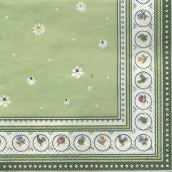 20 Servietten Villeroy & Boch Ostern Farmers Spring Blossom 25x25 cm
