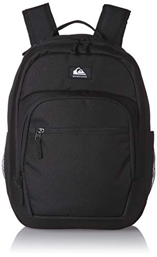 Quiksilver mens Schoolie Cooler Ii Backpacks, Black, 1SZ US