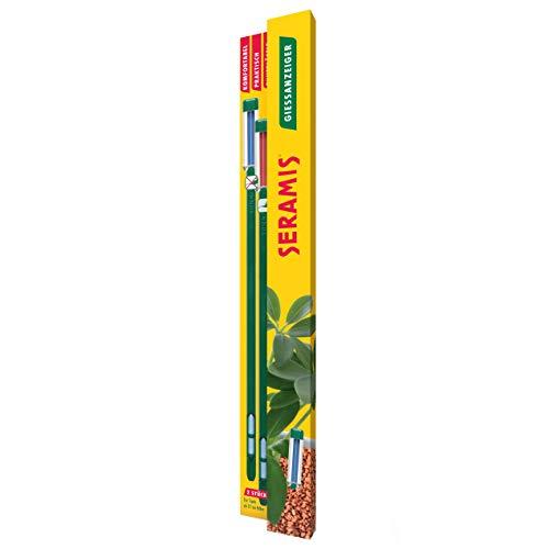 Seramis Gießanzeiger 26 cm für alle Topfpflanzen, 2 Stück, grün, 730475
