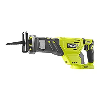 RYOBI 18-Volt ONE+ Cordless Brushless Reciprocating Saw P518  Bare Tool   No-Retail Packaging Bulk Packaged