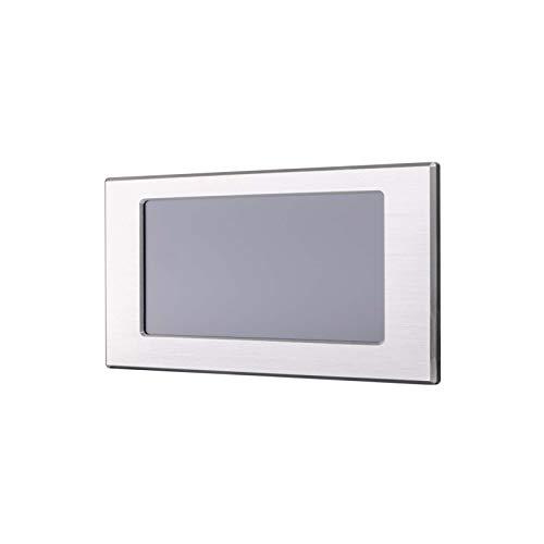 SCBRHMI 5 Zoll Smart TFT LCD Monitor mit HMI Programmierung und eingebautem Touchscreen + RS232/ TTL/USB Schnittstelle +LCD Controller + Metallrahmen