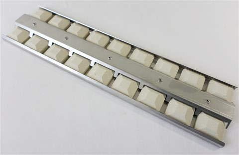 Fastlite Viking BBQ Grill Briquette Tray 211/2quot X 51/2quot Replaces Viking Part 032381000