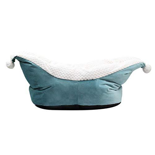 CEXWZQ Hundebett Transer Boot Form Weichen Welpen Komfortable Haustier Schlafmatten Haus Sofa WarmeWelpen Nest