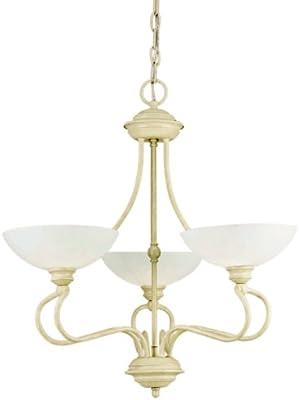 Westinghouse Lighting 6633800 3 Light Chandelier
