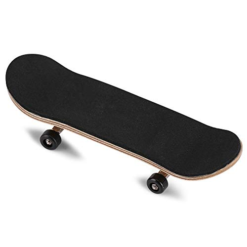 DIY Finger Skateboard Set Professionelle Mini Holz Fingerboards Kreative Geburtstagsgeschenk Geschenk für Kinder MEHRWEG VERPAKUNG(1#)