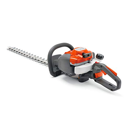 Husqvarna 122HD60 21.7cc Gas 23.7-in Dual Action...
