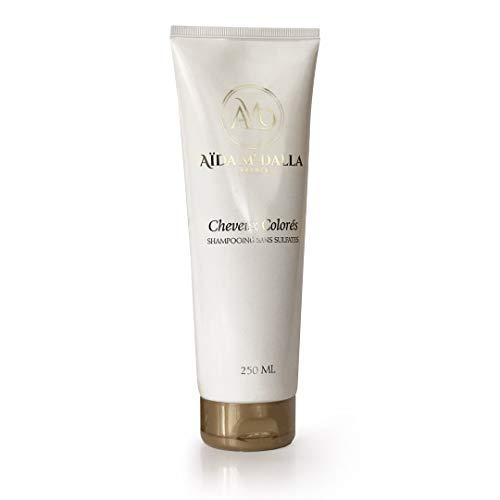 Shampoing sans sulfate Cheveux colorés et sans paraben 250 ml | Cosmétique AMD Fabriqué en France
