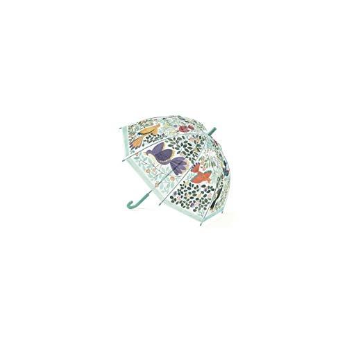 Djeco Regenschirm Blumen und Vögel