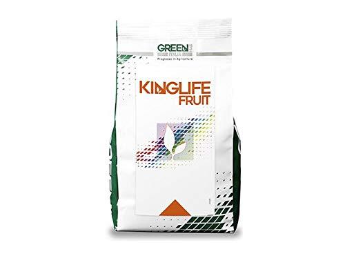 Geosism & Nature Fruit Kinglife, NPK (MG) 6-9,5-18 + (4) + microéléments (1 kg), Engrais hydrosoluble pour Fruits