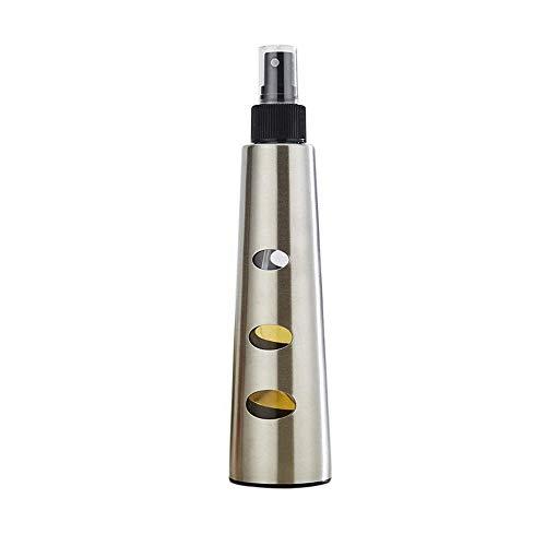 FEIHAIYANY Frascos de Almacenamiento de Alimentos, Botella de Cristal de Aceite de Oliva a la Parrilla 210 ml
