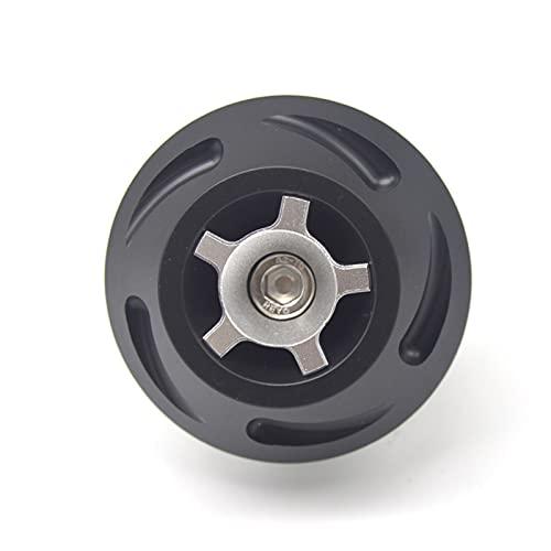 Protección contra caídas de motocicleta para BMW R NINE T K1300R K1200GT K1300GT K1200R R1200GS ADV carcasa de transmisión final Cardan Crash Slider Protector (Color: Plata)